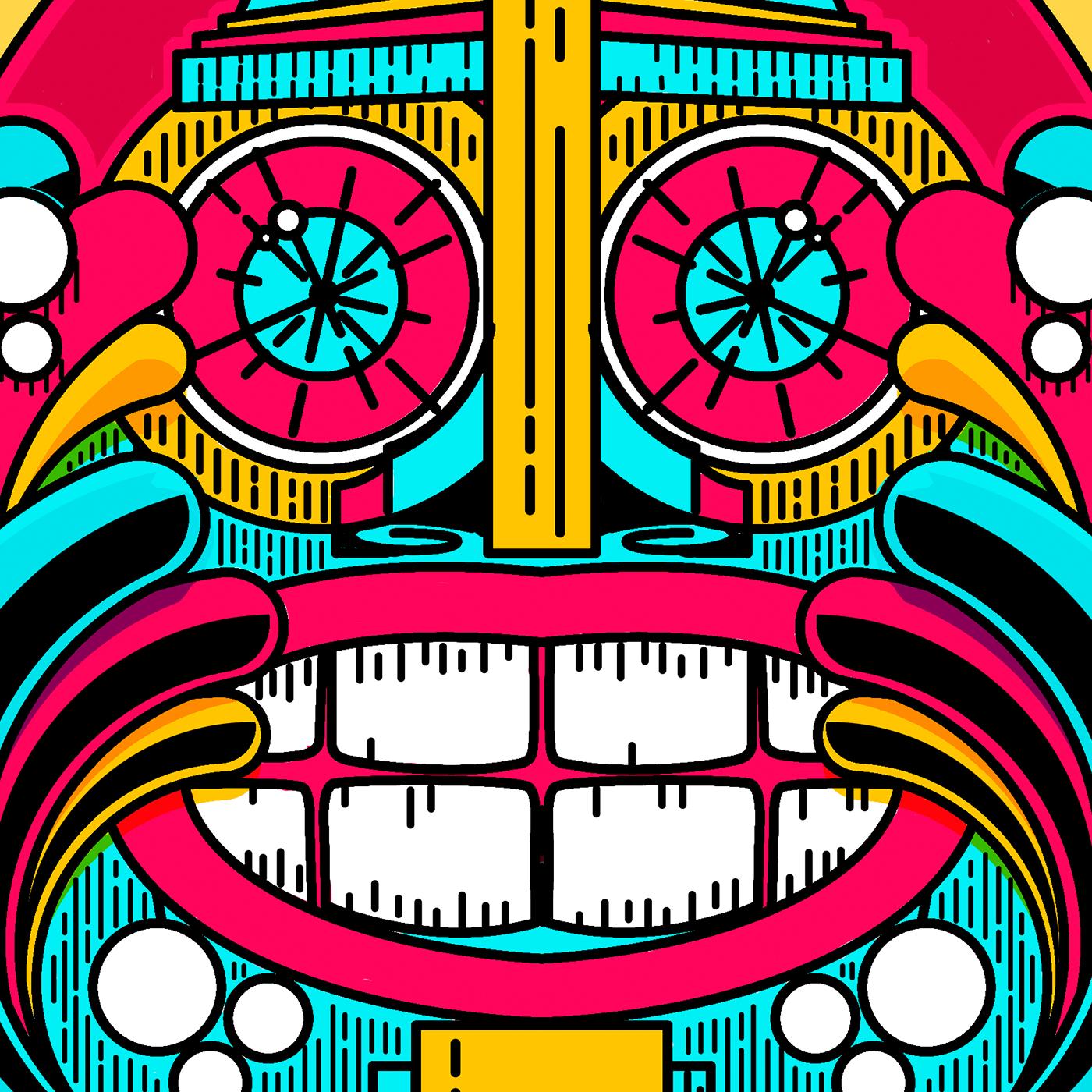 Brazil germany breslau mask
