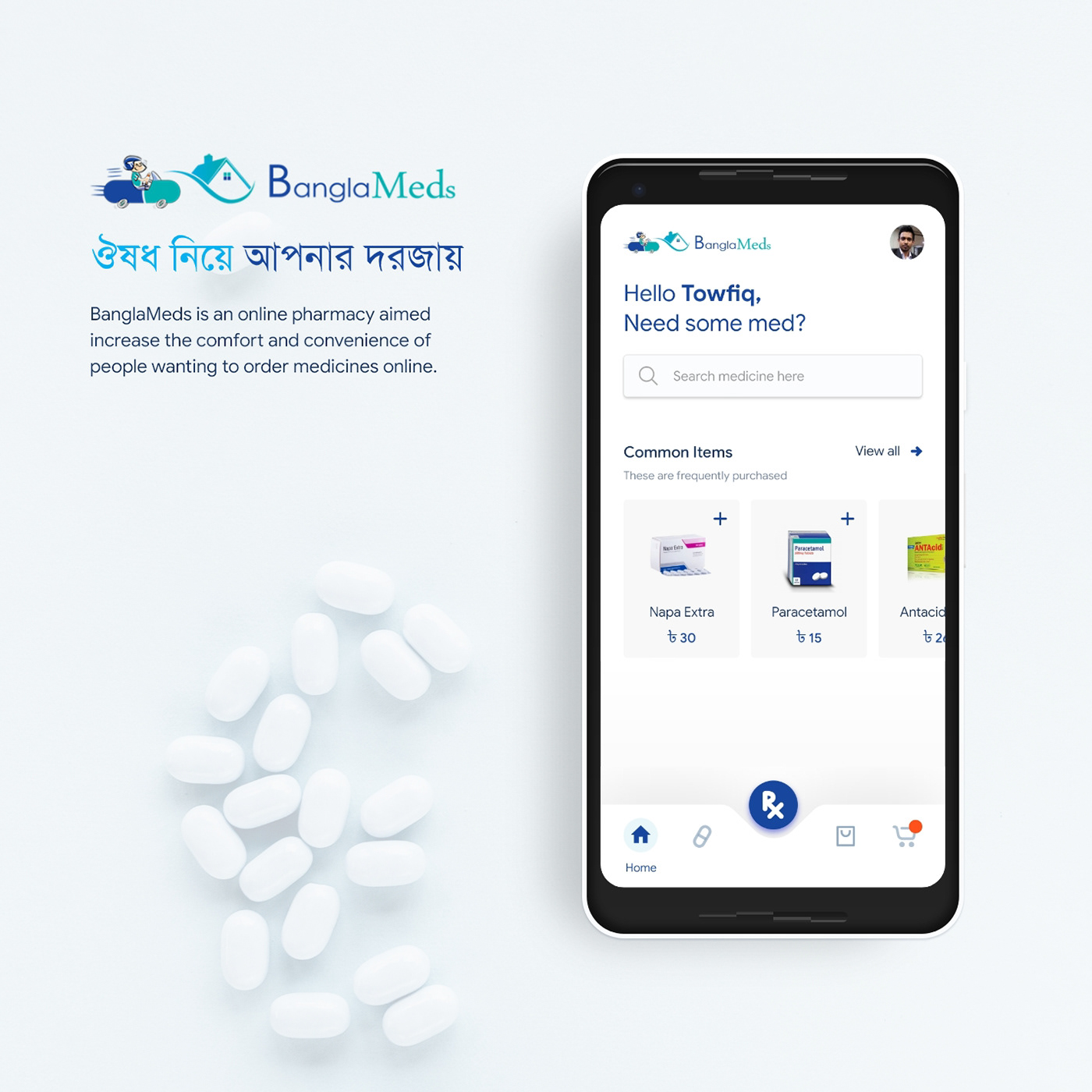Online pharmacy to order medicine with ease