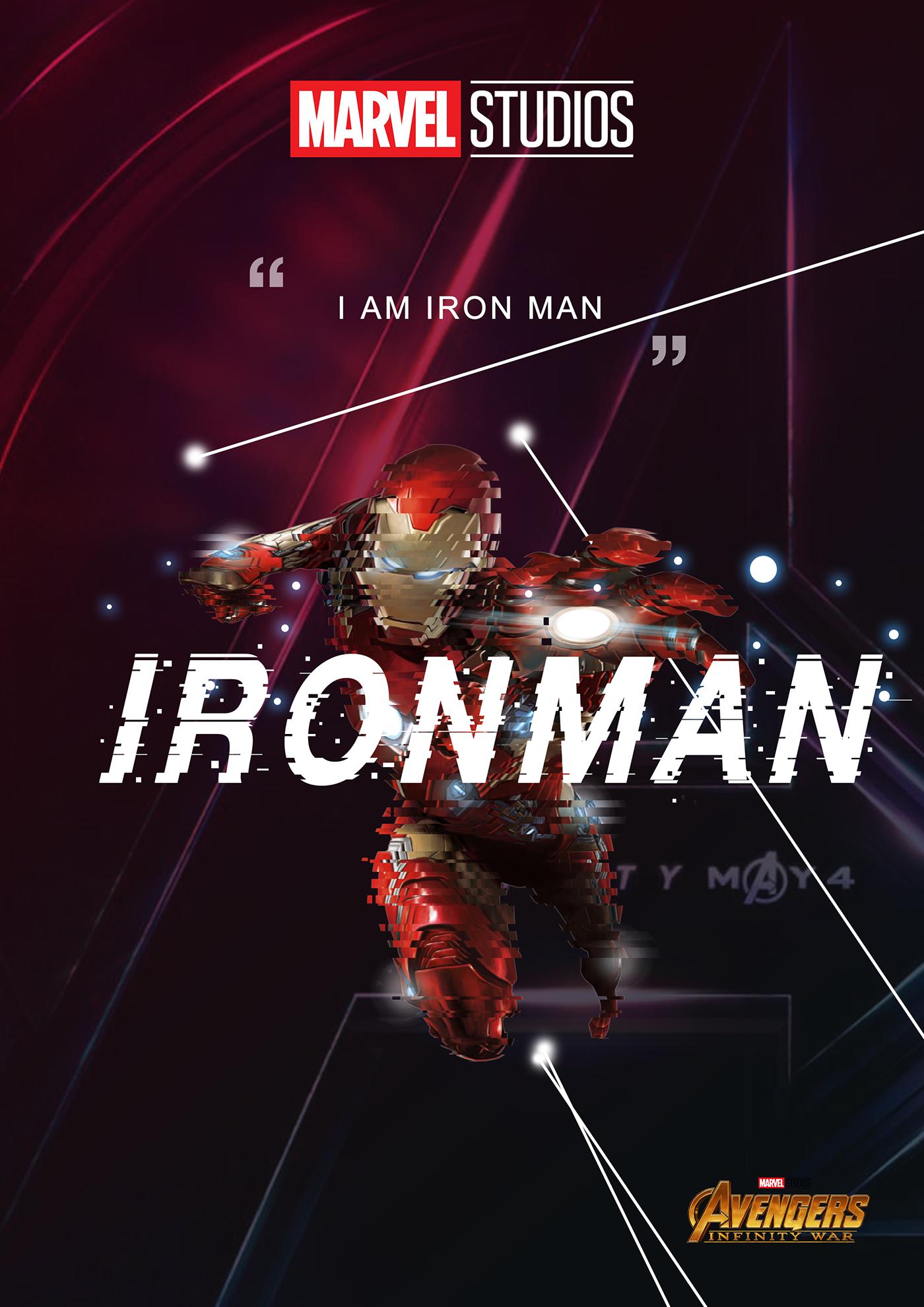 ironman marvel Hero Avengers
