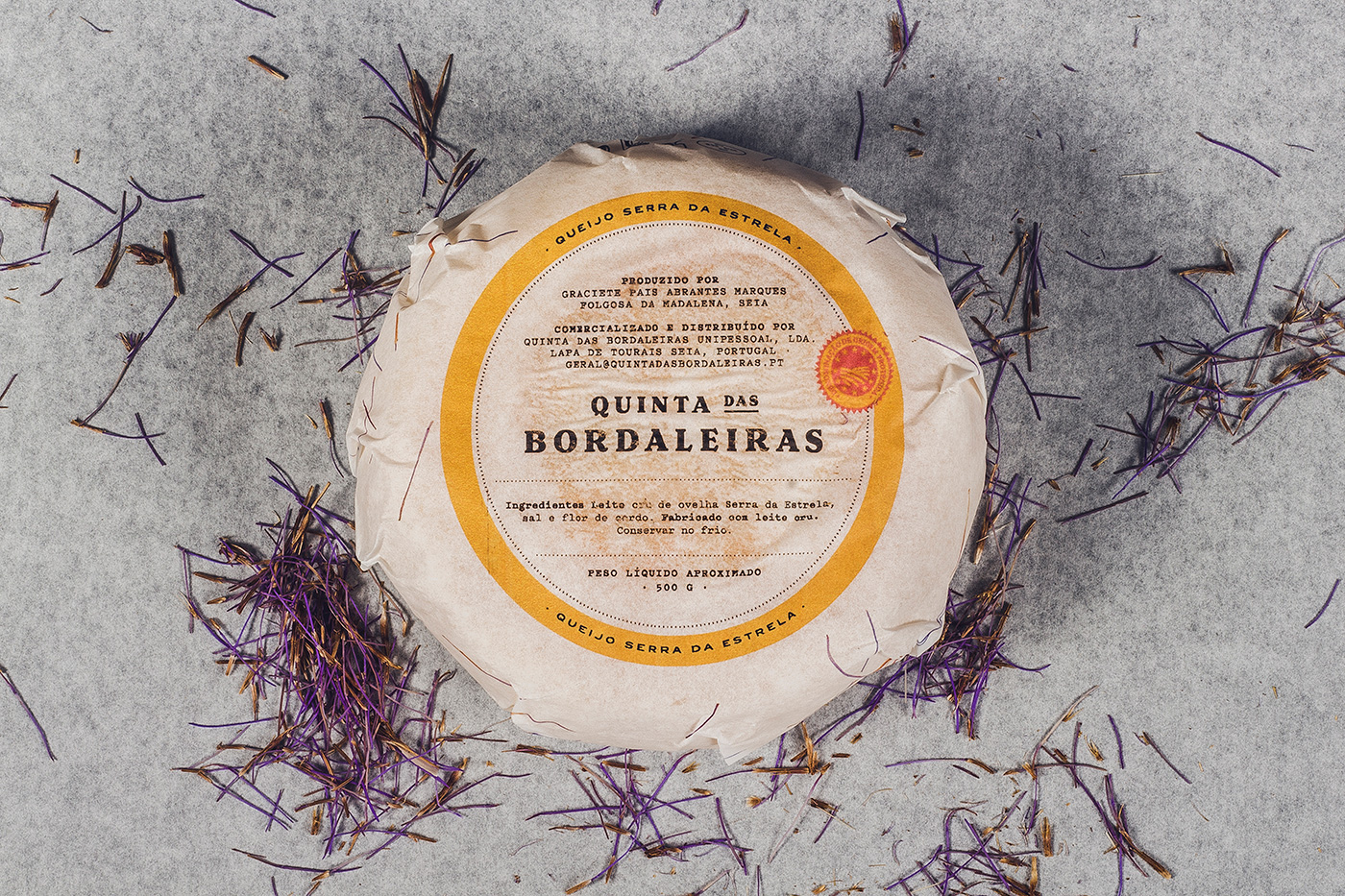 Quinta das Bordaleiras Serra da Estrela Cheese queijo da serra natur logo memories mountain