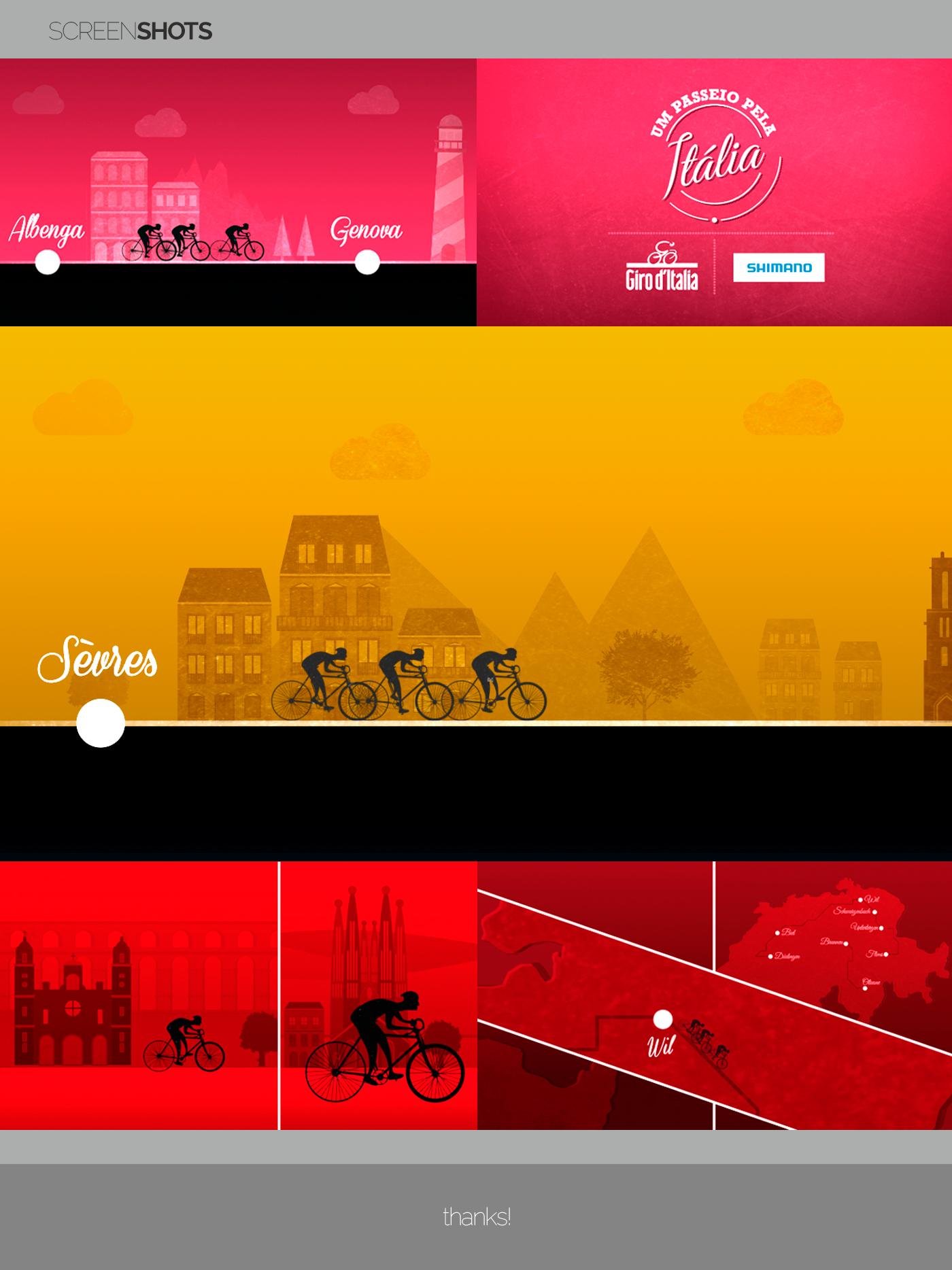 Bicycle Bike ESPN Tour de France tour de suisse la vuelta Giro d'italia