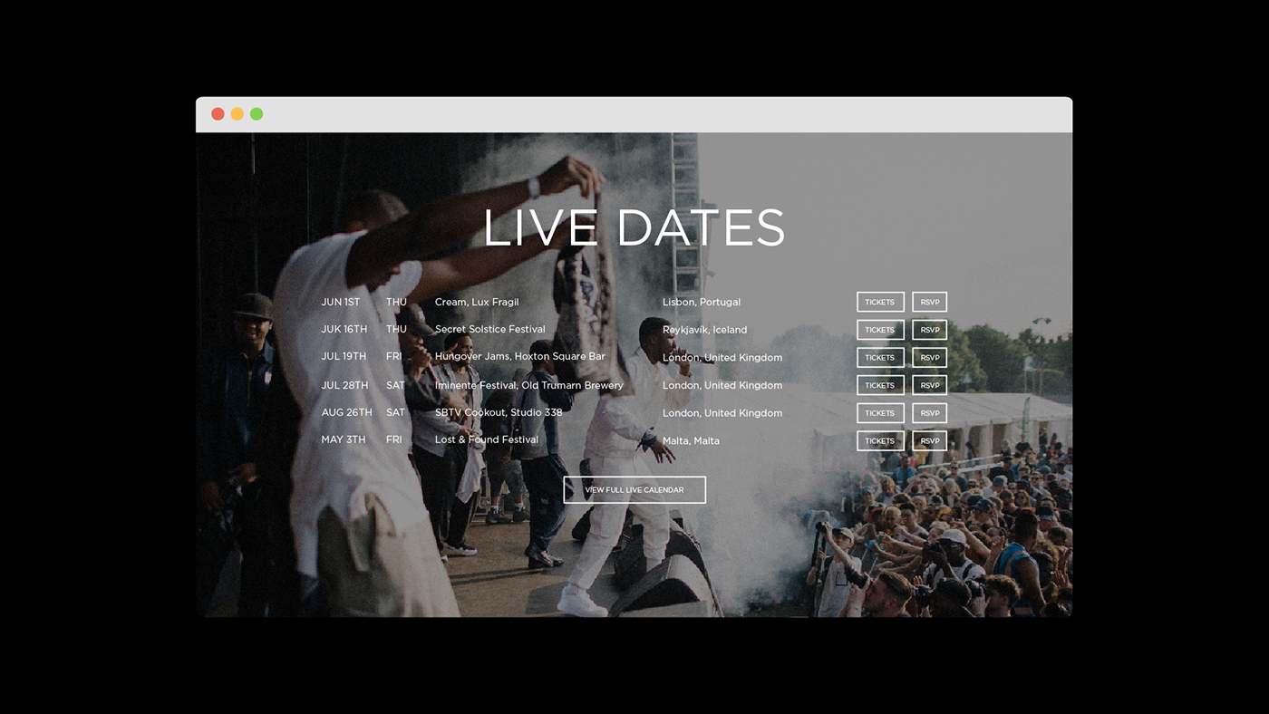novelist Grime Creative Direction  Website Design branding  logo Graffiti music tour social