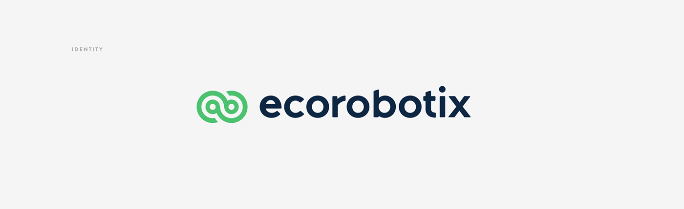 visual identity corporate ecological green Startup branding  animation