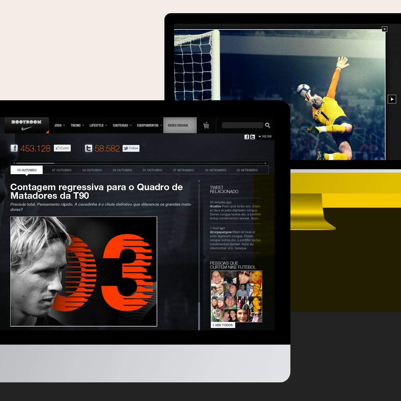 Nike Bootroom Brasil netshoes sales Brazil vancouver british columbia football