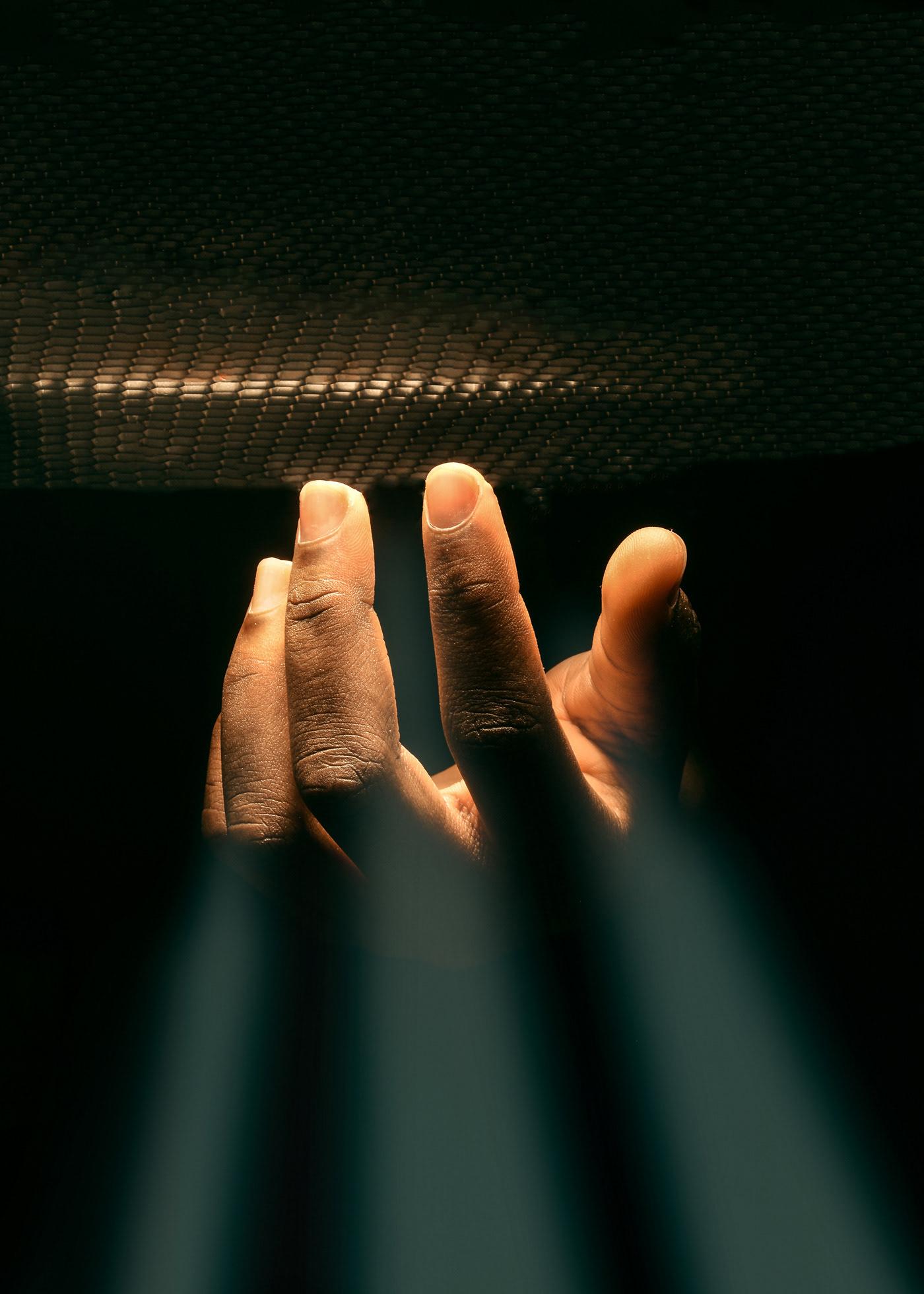 Image may contain: hand, nail and finger
