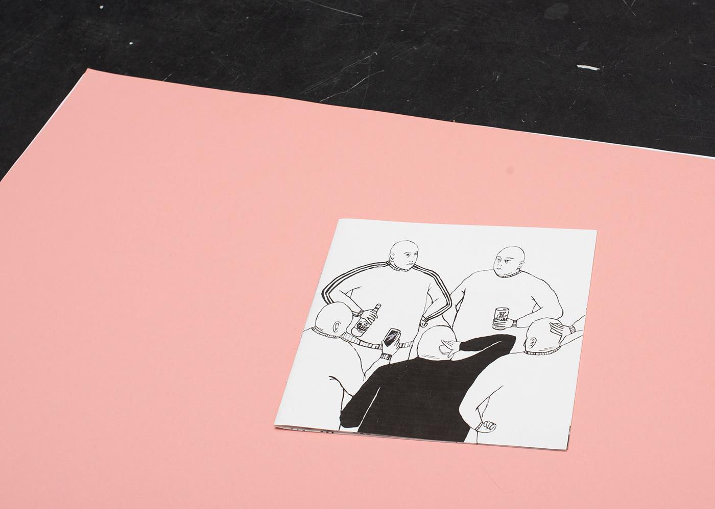 book Drawing  ILLUSTRATION  ilustracja rysunek