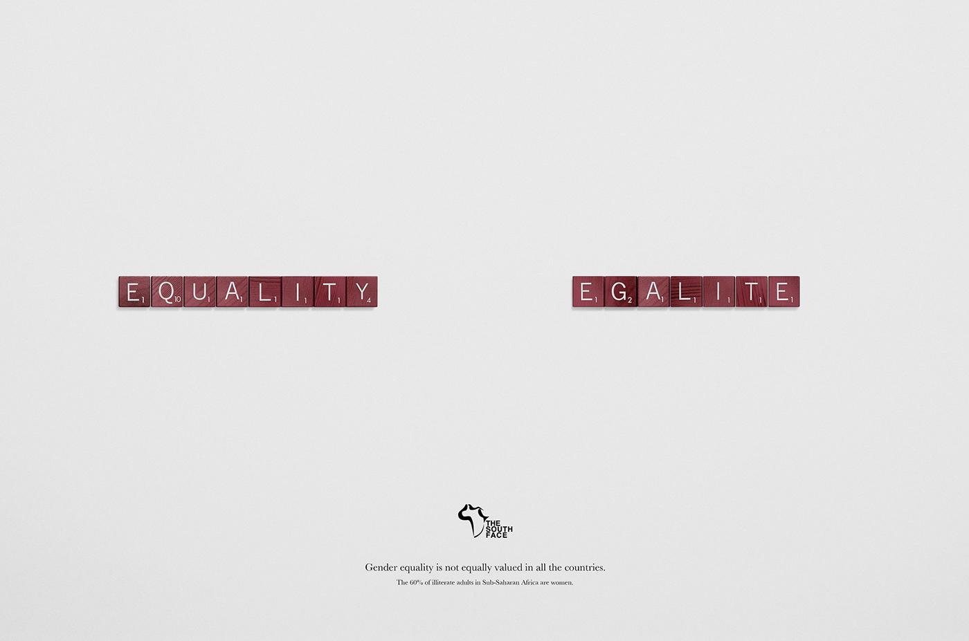 3D print luisdilascio patriperez Scrabble thesouthface equality Education woman DDB spain award art minimal