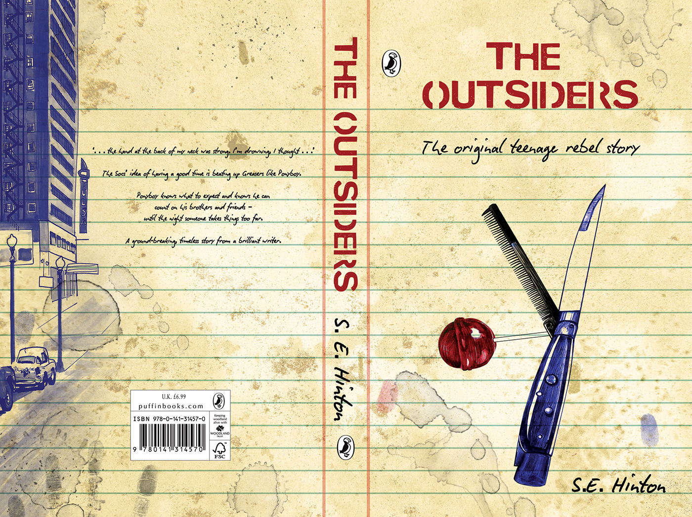 the outsiders movie vs book Objectives: -students will compare and contrast the film adaptation and its inspiration -students will watch, analyze, and take notes about a film.