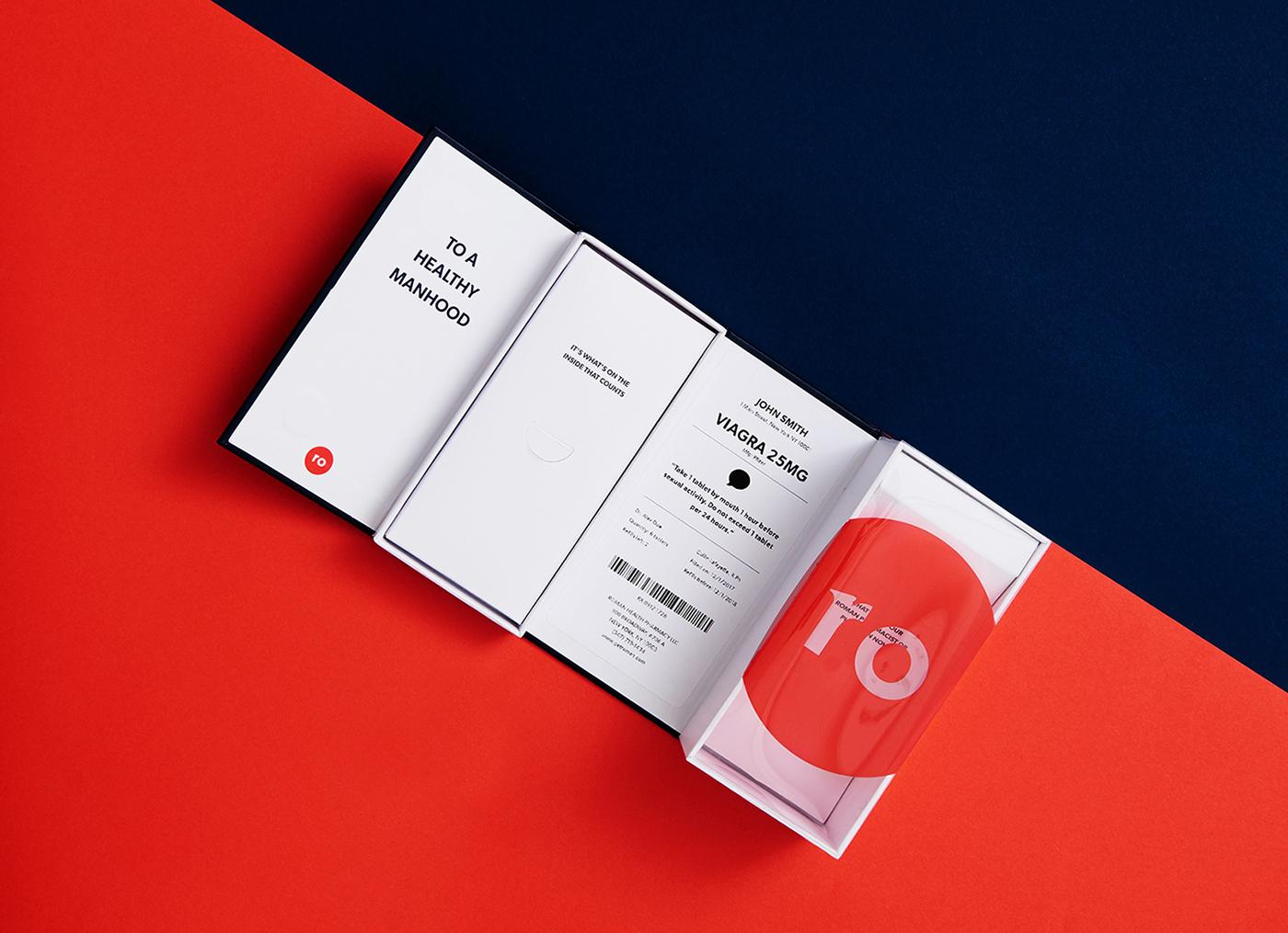 有創意感的32個健康產品包裝設計欣賞