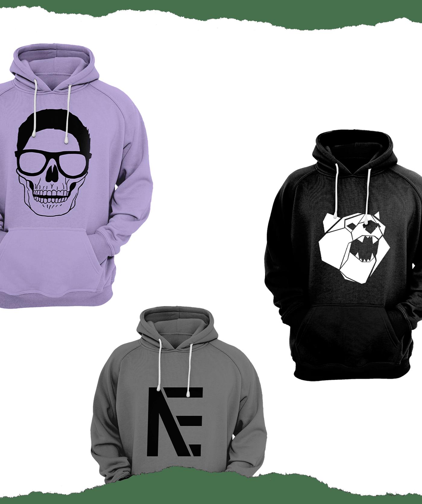 lifestyle streetwear Clothing design Fashion  hoody t-shirts