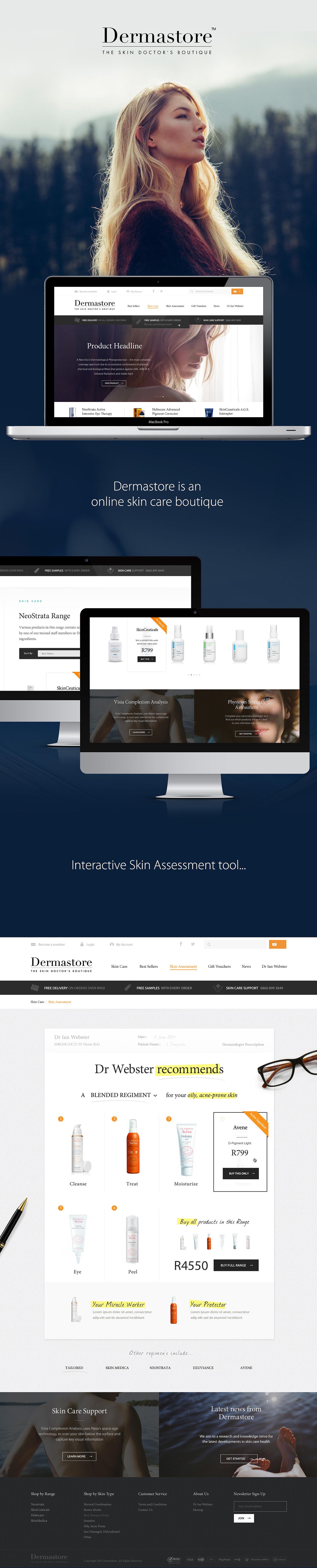 skincare skin products Dermastore doctor
