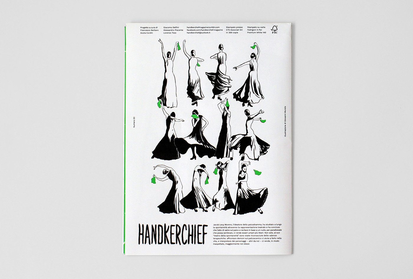 Handkerchief magazine LGBT homophobia transphobia