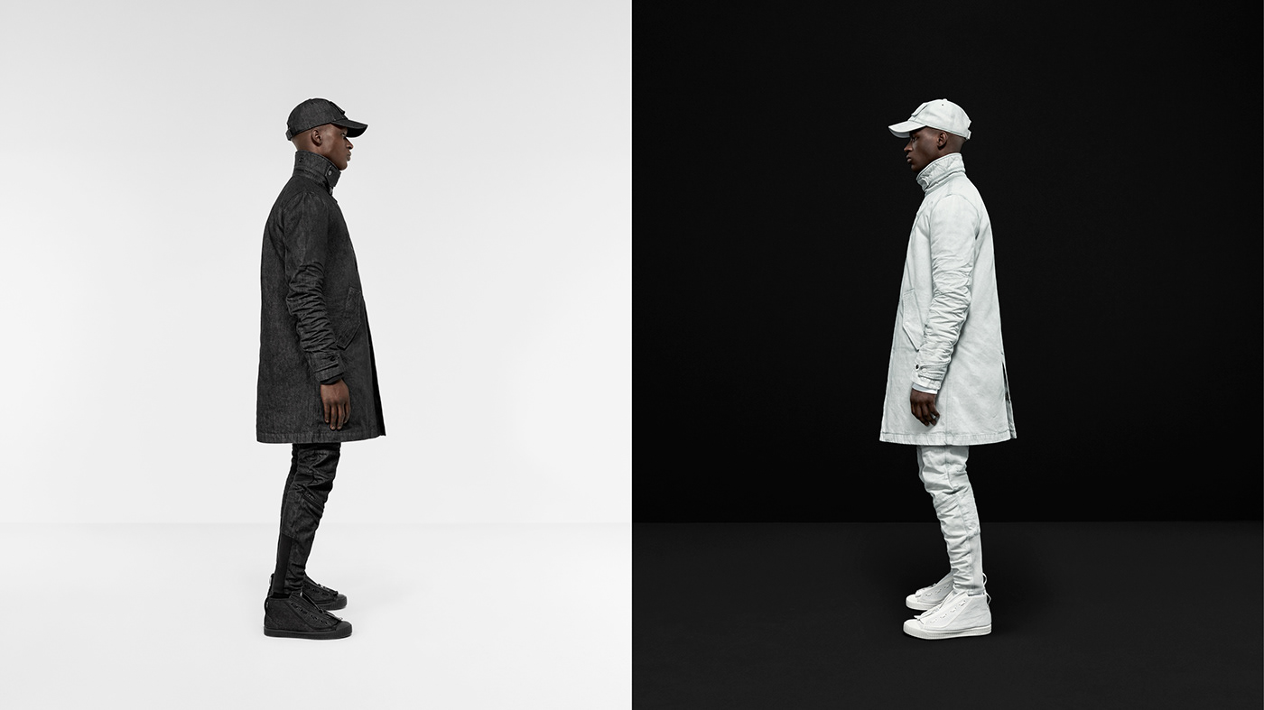 Image may contain: man, clothing and fashion