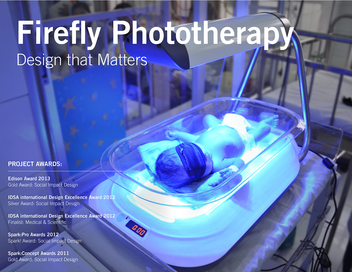 Firefly Phototherapy Project On Behance
