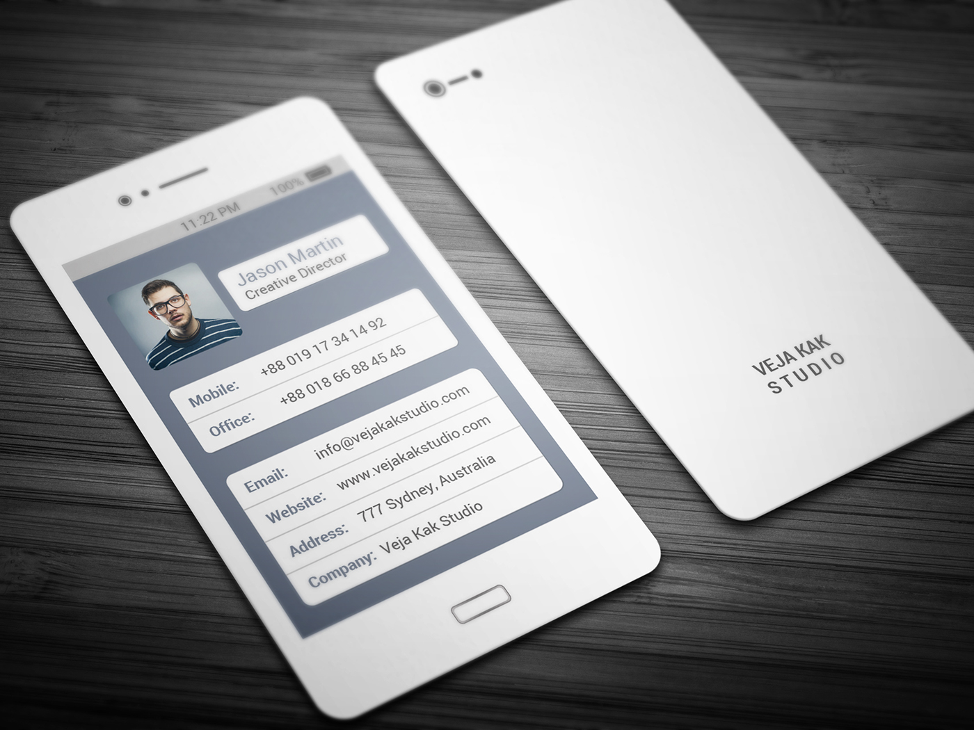 galaxy mobile business card business card download free business card freebie business card Free Template Free Download Template download visiting card