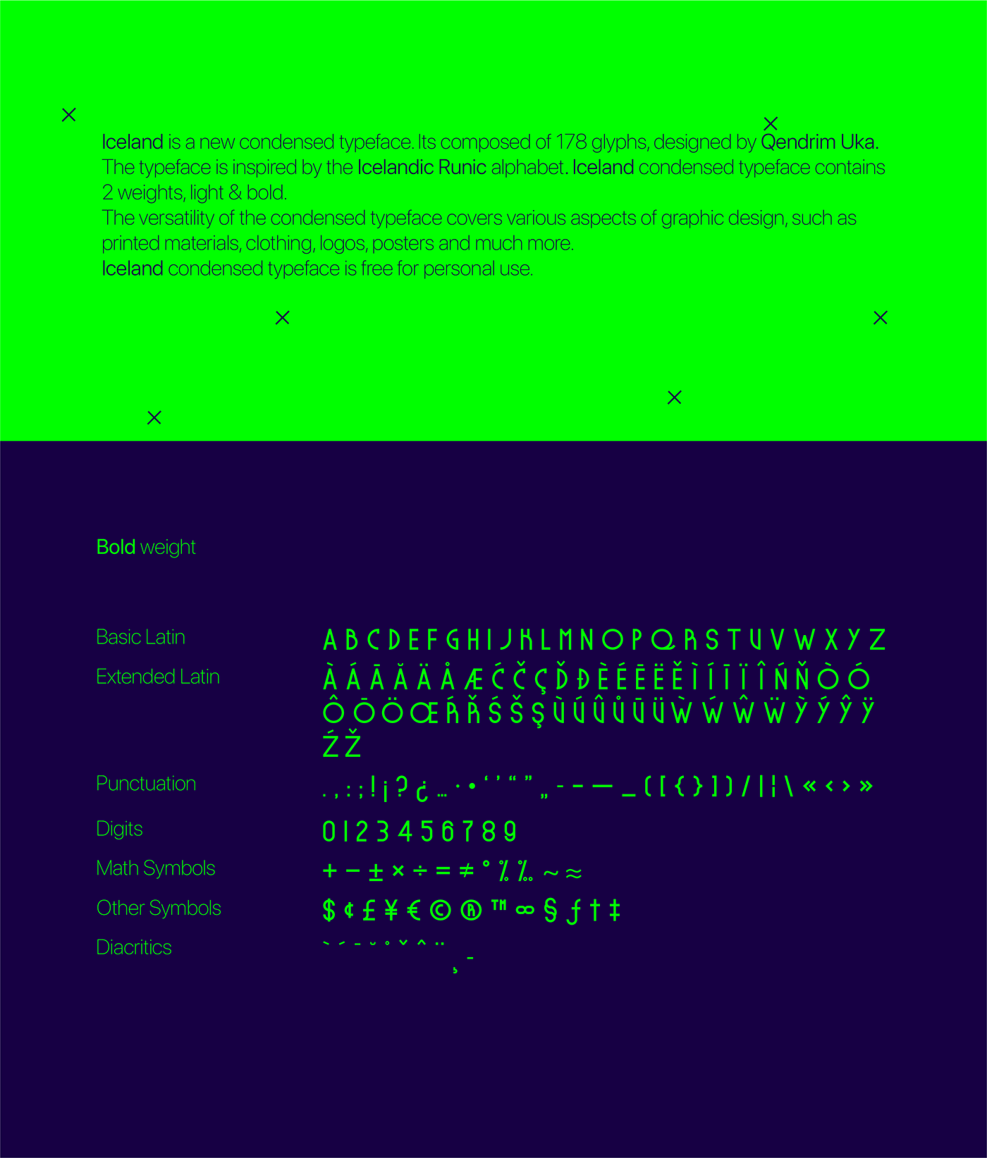 Typeface font typefaces fonts family free
