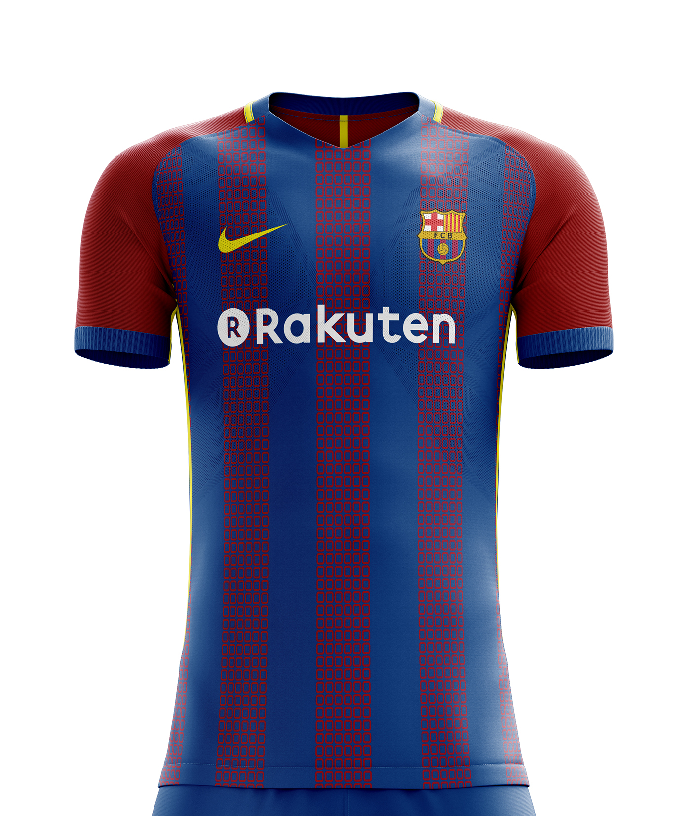 new products 81ad0 1bf08 Fc Barcelona Football Kit 18/19. on Behance