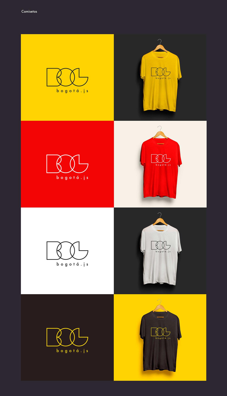branding  marca color geometrico