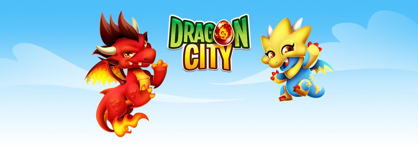 ad videogame Dragon City dragon Social Point Blizzard
