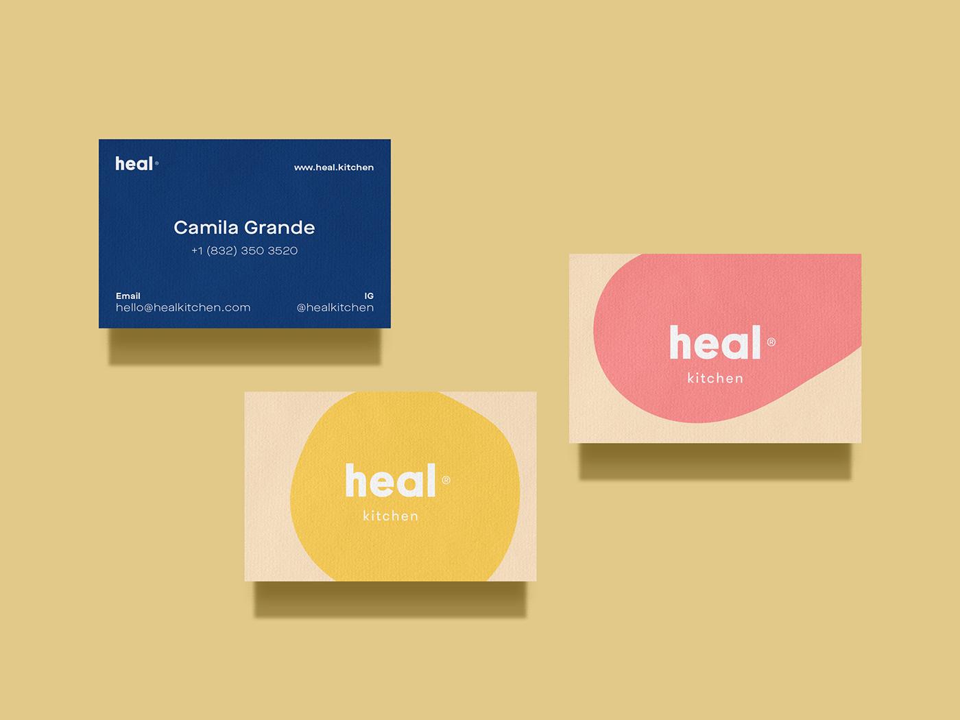 Packaging design branding  identity vegrande restaurant texas healthy shapes organic