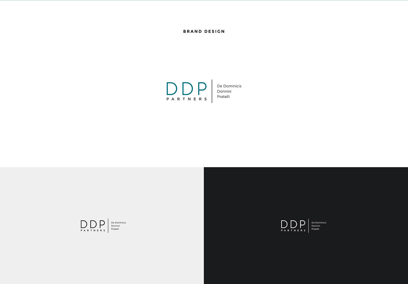 blue Brand Design brand identity green law law firm lawyer Logo Design Logotipo thanatos digital agency
