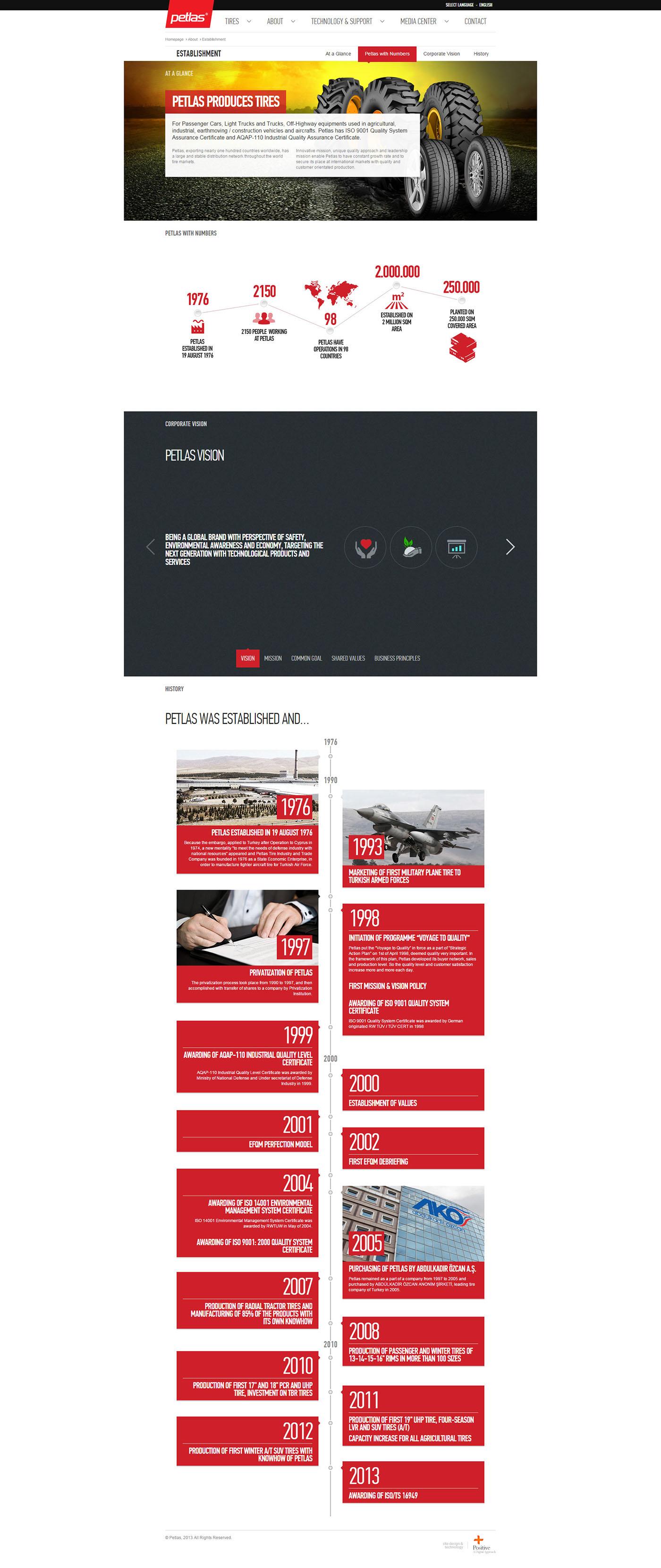 petlas Interface code coding front-end Web design
