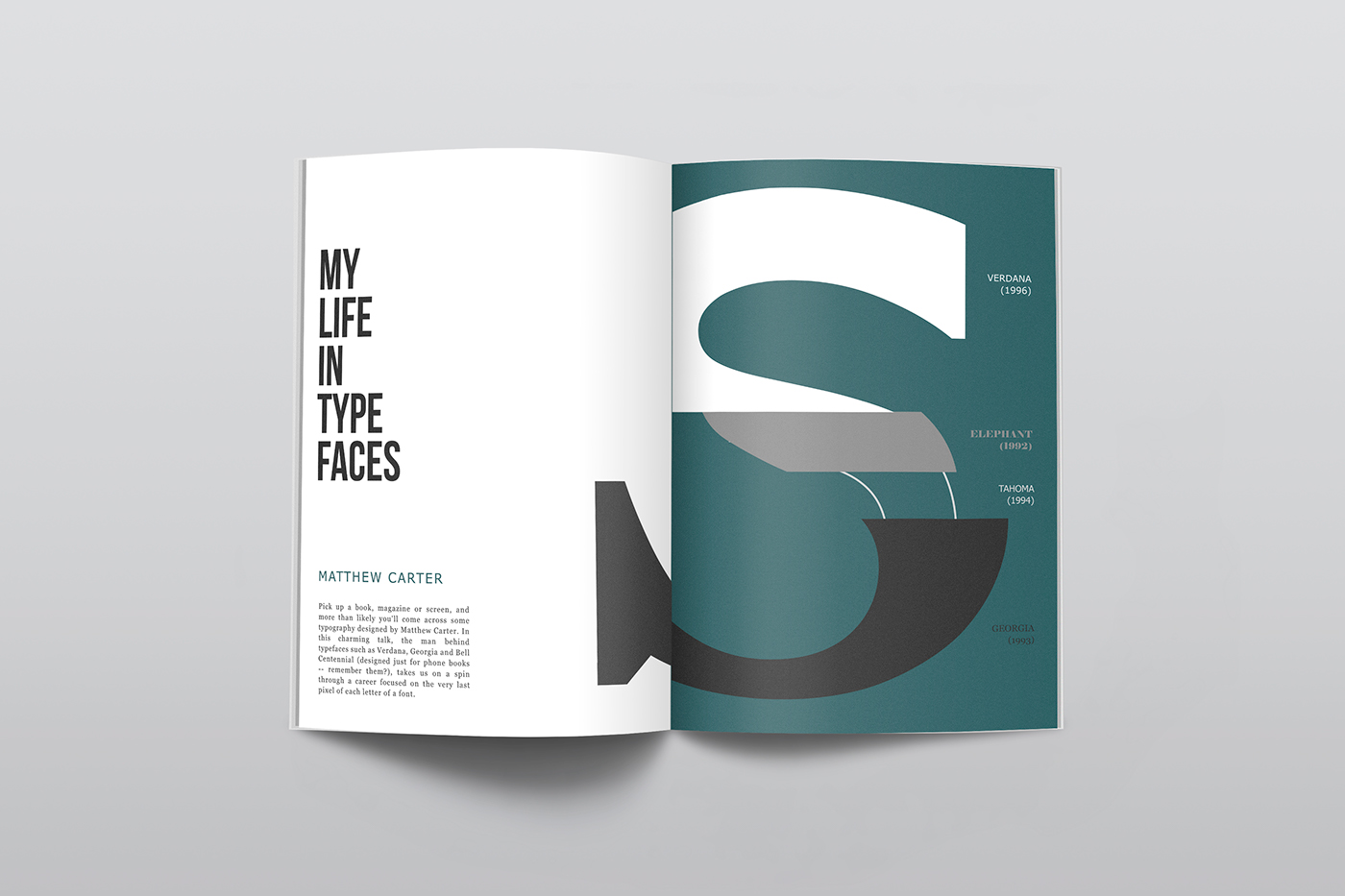 TED talk Editorial Projects on Behance