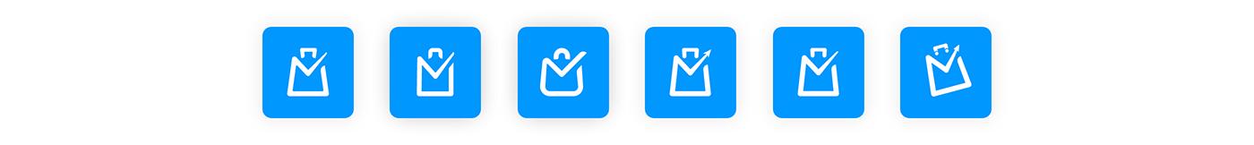 user interface app branding