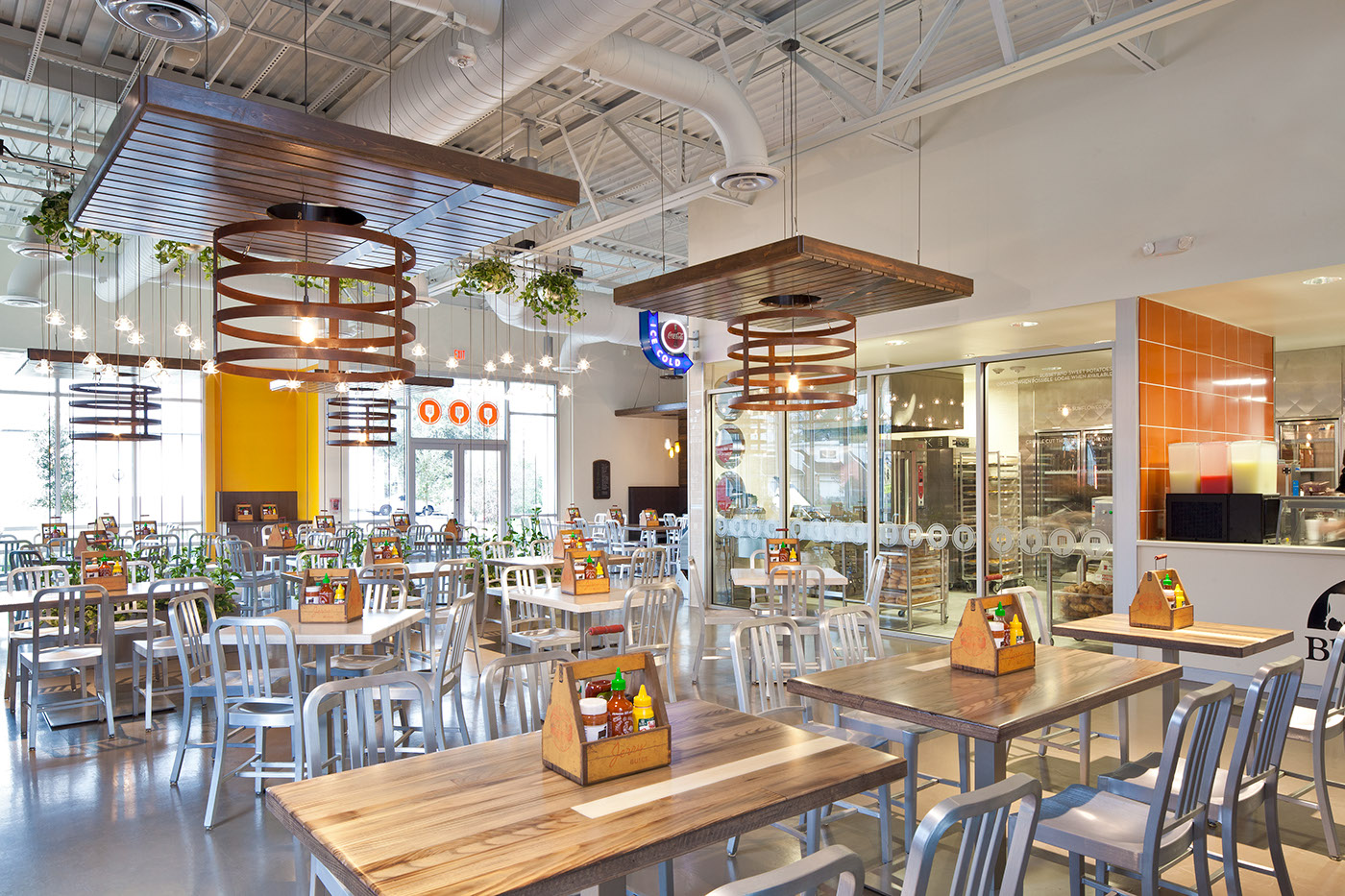 Jerry Built Homegrown Burgers Architect: Box Studios on ...