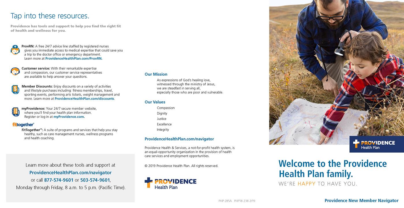 brochure design Healthcare design InDesign Layout Design typography