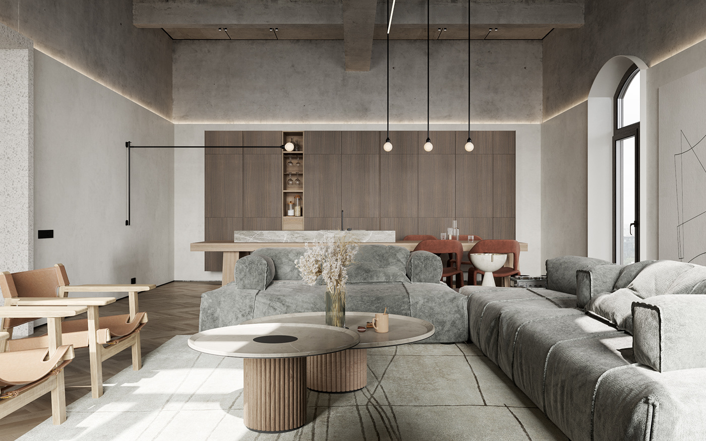 cartelledesign design Interior LOFT moderninterior дизайнинтерьера