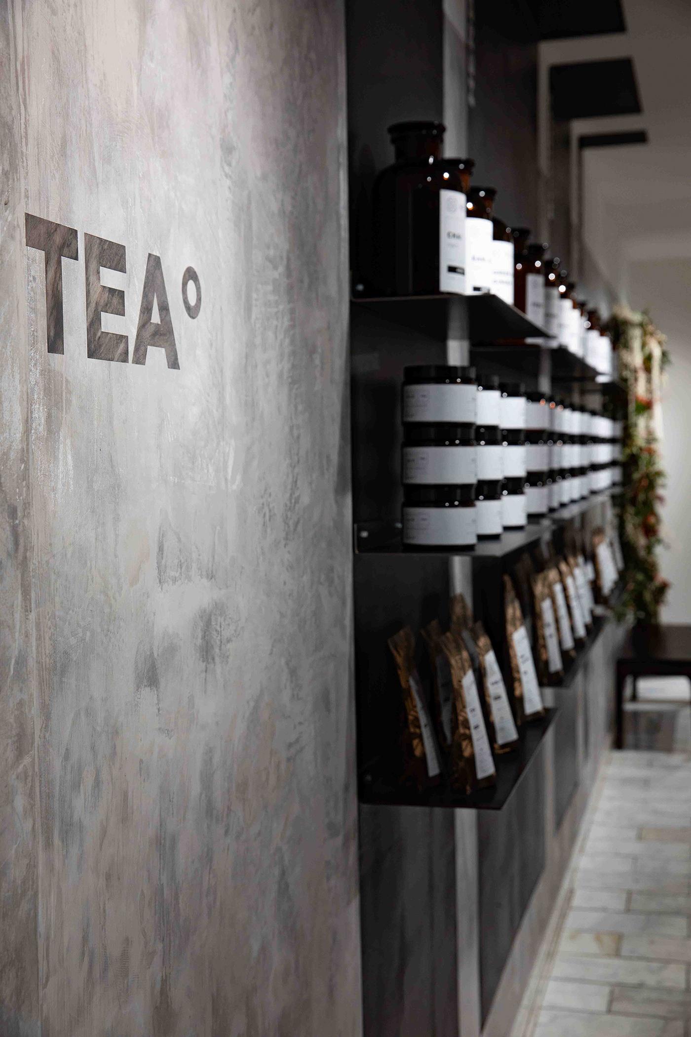 Hellers Tea Shop Stuttgart Innendesign Projekt by Nobla Karlsruhe