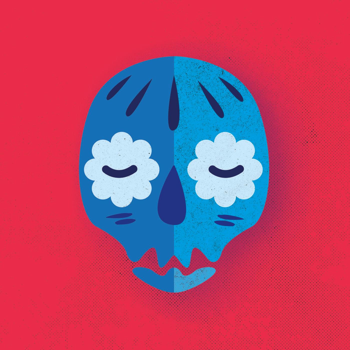 ILLUSTRATION  design graphic design  iconography