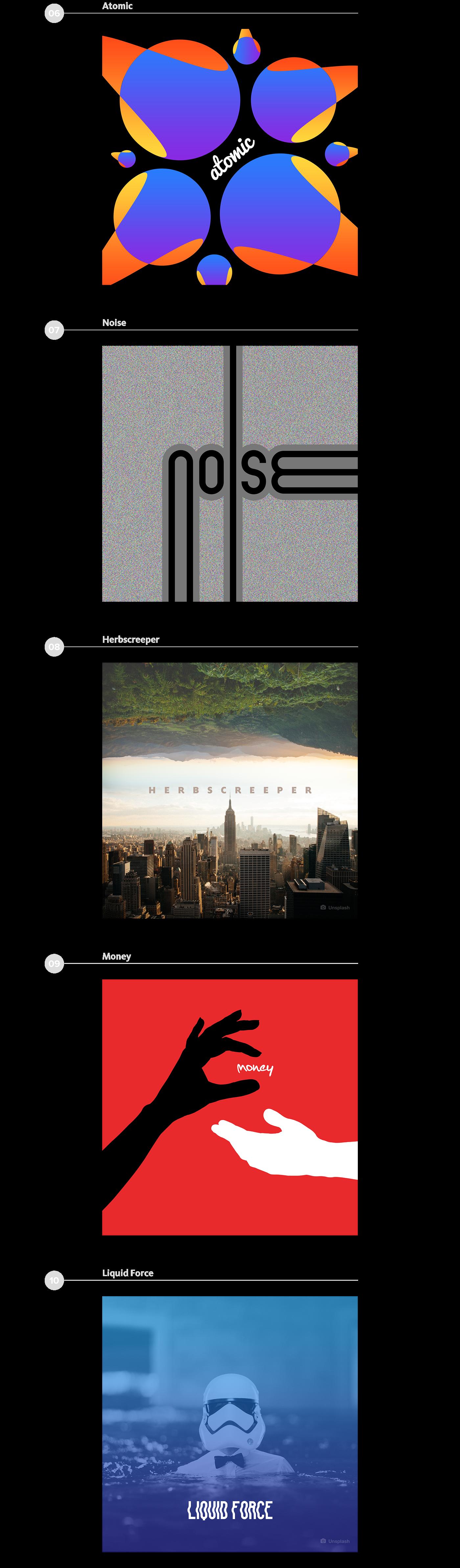 Album mixtape cover covers sound music design art vinyl album art cover design