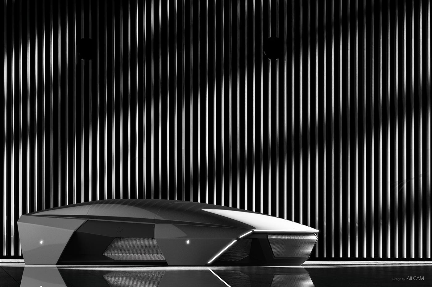 Apple Car 2076 On Behance