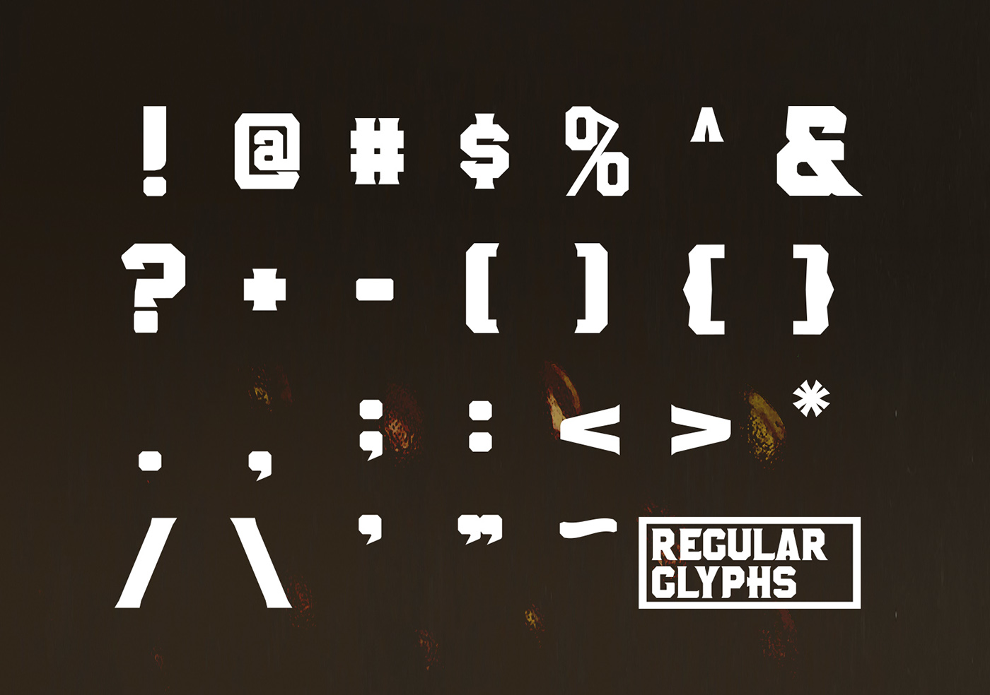 Free font vintage font Typeface new font royalty