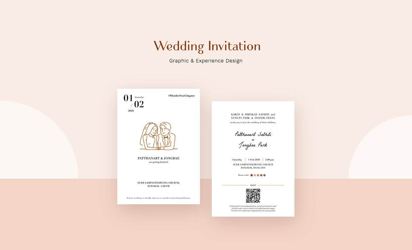 Invitation Card invitation design Modern Invitation Card Modern wedding invitation Wedding Experience wedding invitation Wedding Invitation Card