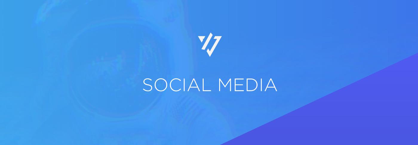 awake modern Socia Media Advertising  facebook instagram social network