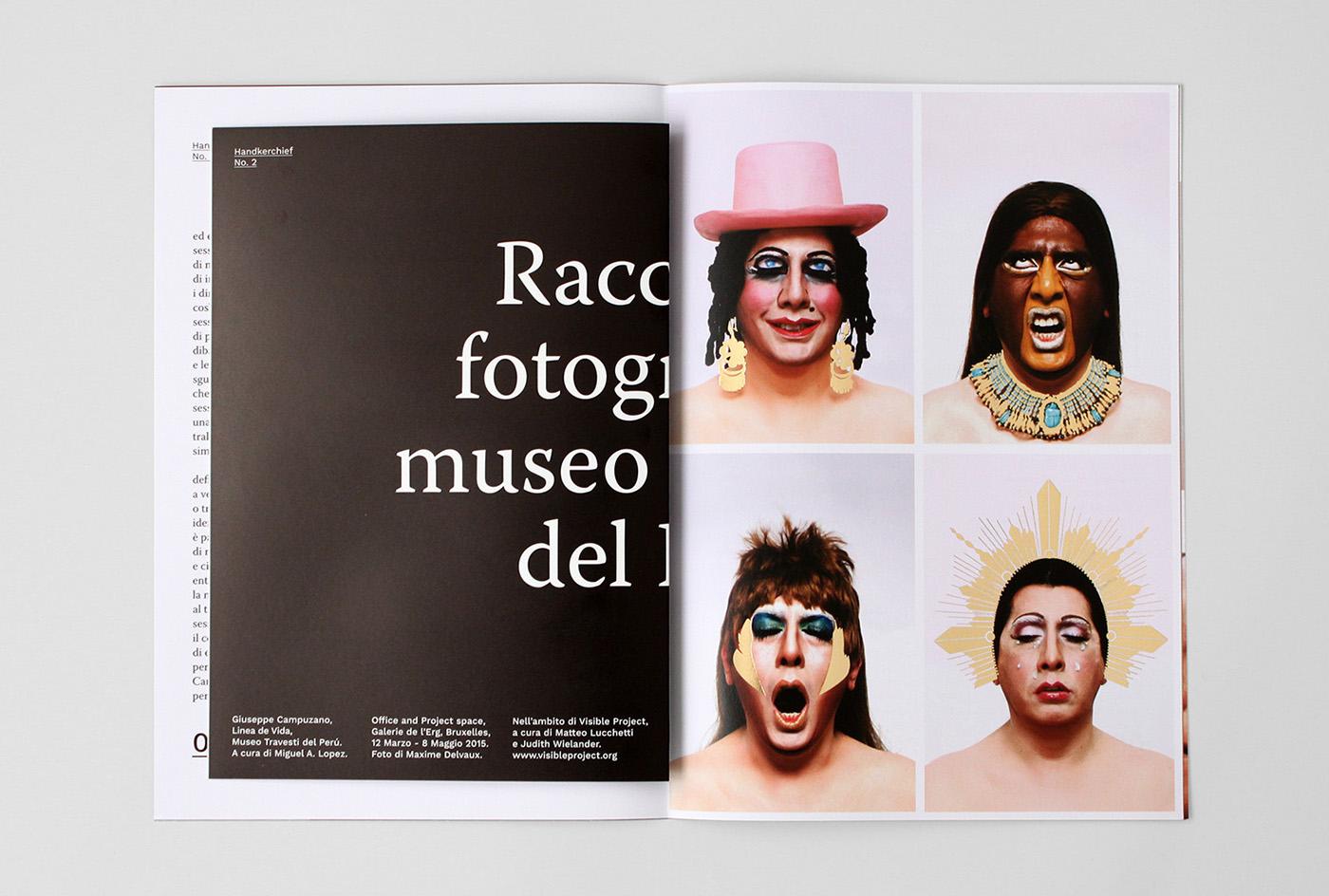 Handkerchief LGBT homofobia magazine transphobia