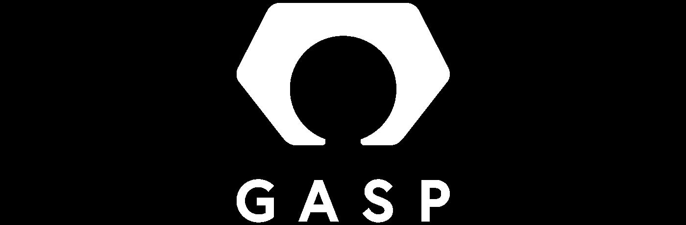 Gasp Design gasp visual identity on behance