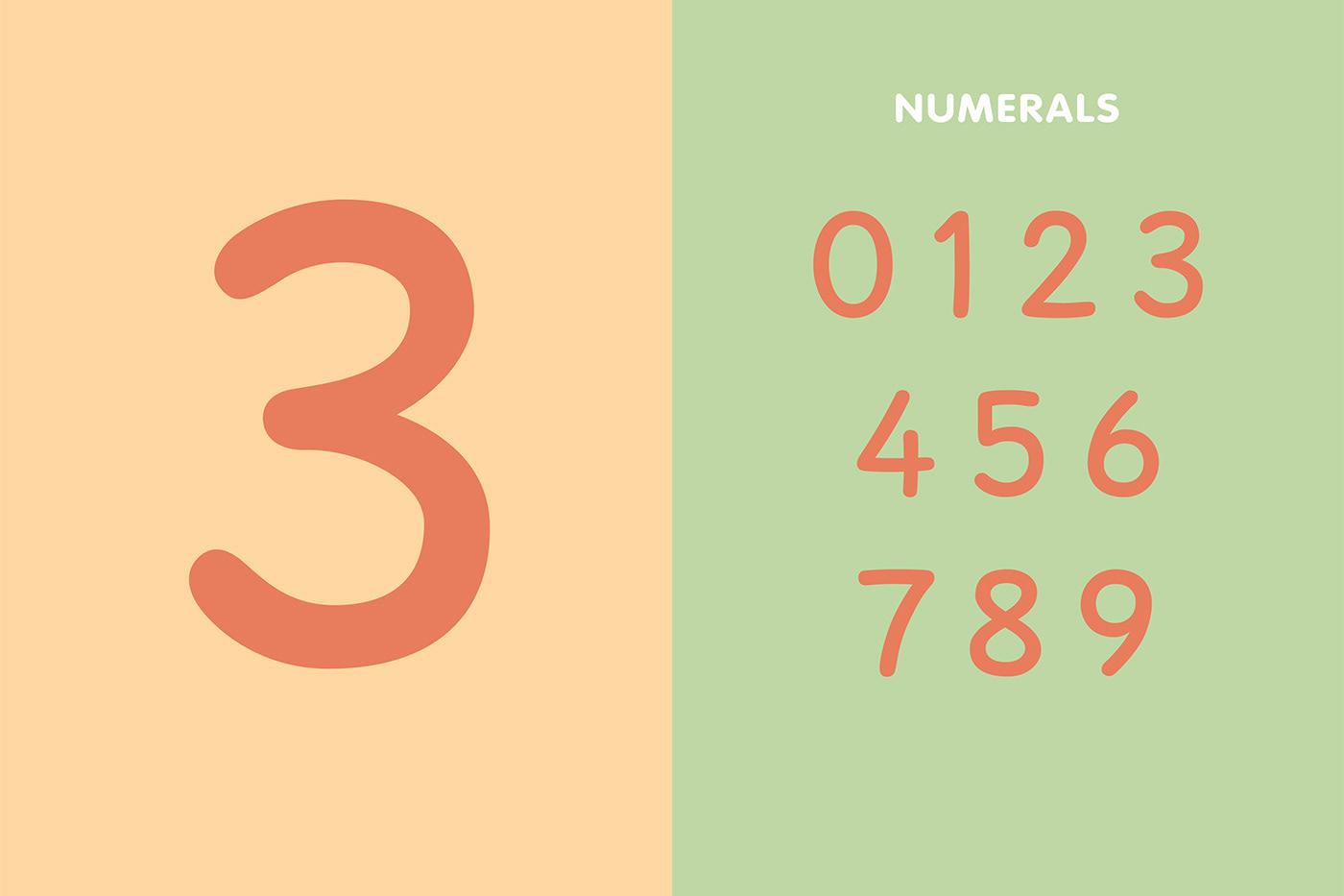 font font design graphic design  ILLUSTRATION  MICA GD MICA GD MFA type design Typeface typeface design typography