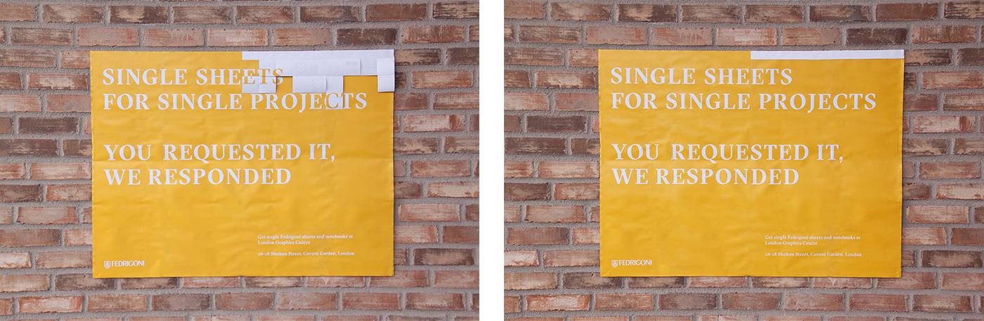 ycn student Awards fedrigoni interactive poster