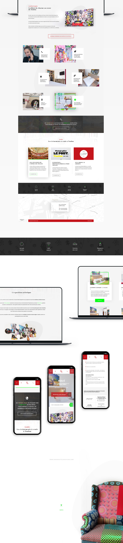 hostel grasphisme Web design photo branding  hotel Webdesign graphicdesign identity
