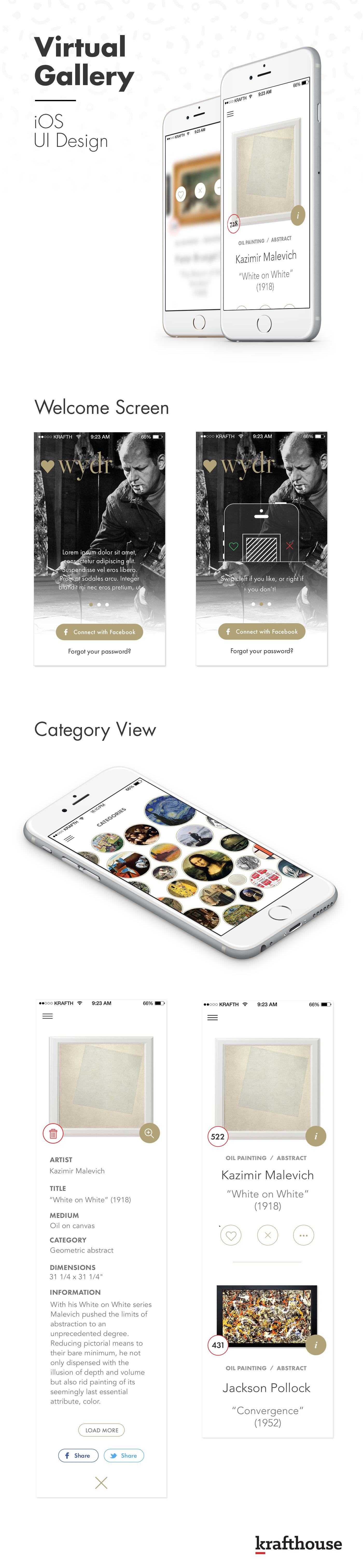 user Interface ios design
