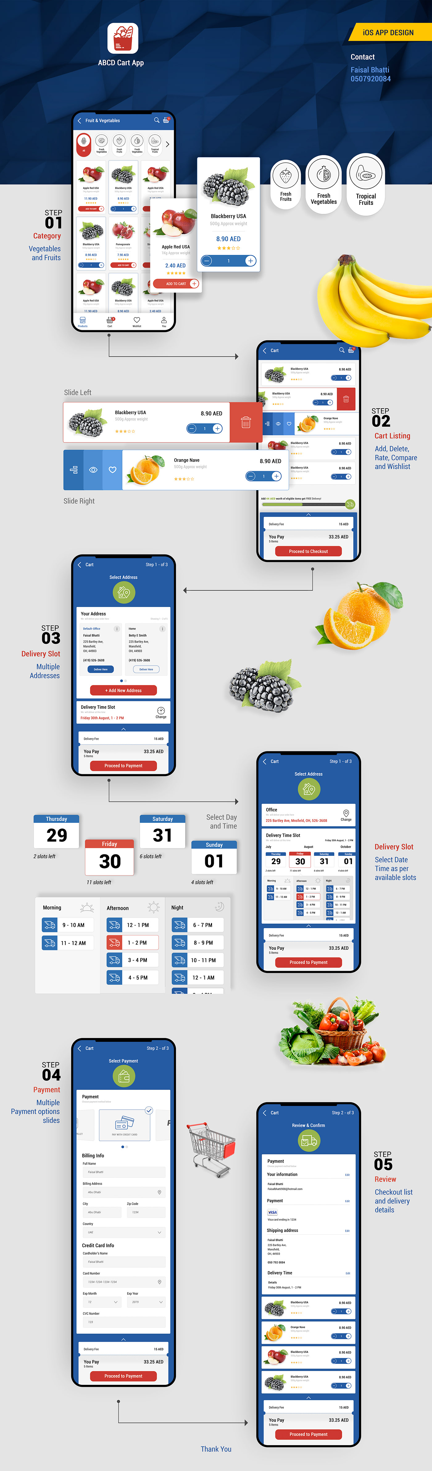 UI designer UX Designer website designer Graphic Designer Freelance Online Shopping Cart