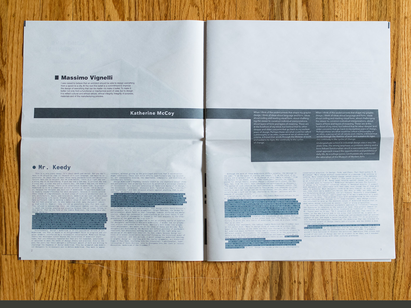 Best English Essays A Printed Publication Intended To Compare And Contrast Three Essays On  Typography By Massimo Vignelli Katherine Mccoy And Jeffery Keedy Examples Of A Thesis Statement In An Essay also Proposal Essay Example Modernismpostmodernism Essay Publication On Behance Research Papers Examples Essays