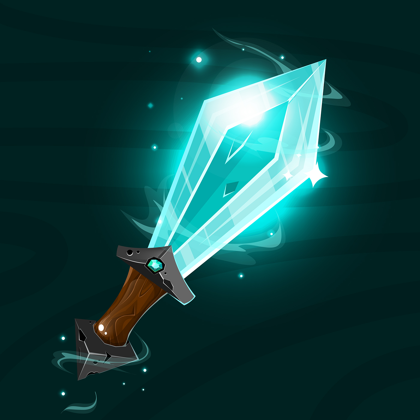 Game Sword Design