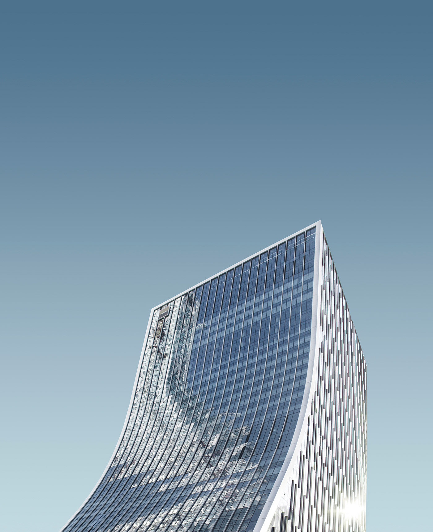 architecture minimal London geometry modern architecture building abstract clear sky pattern exterior