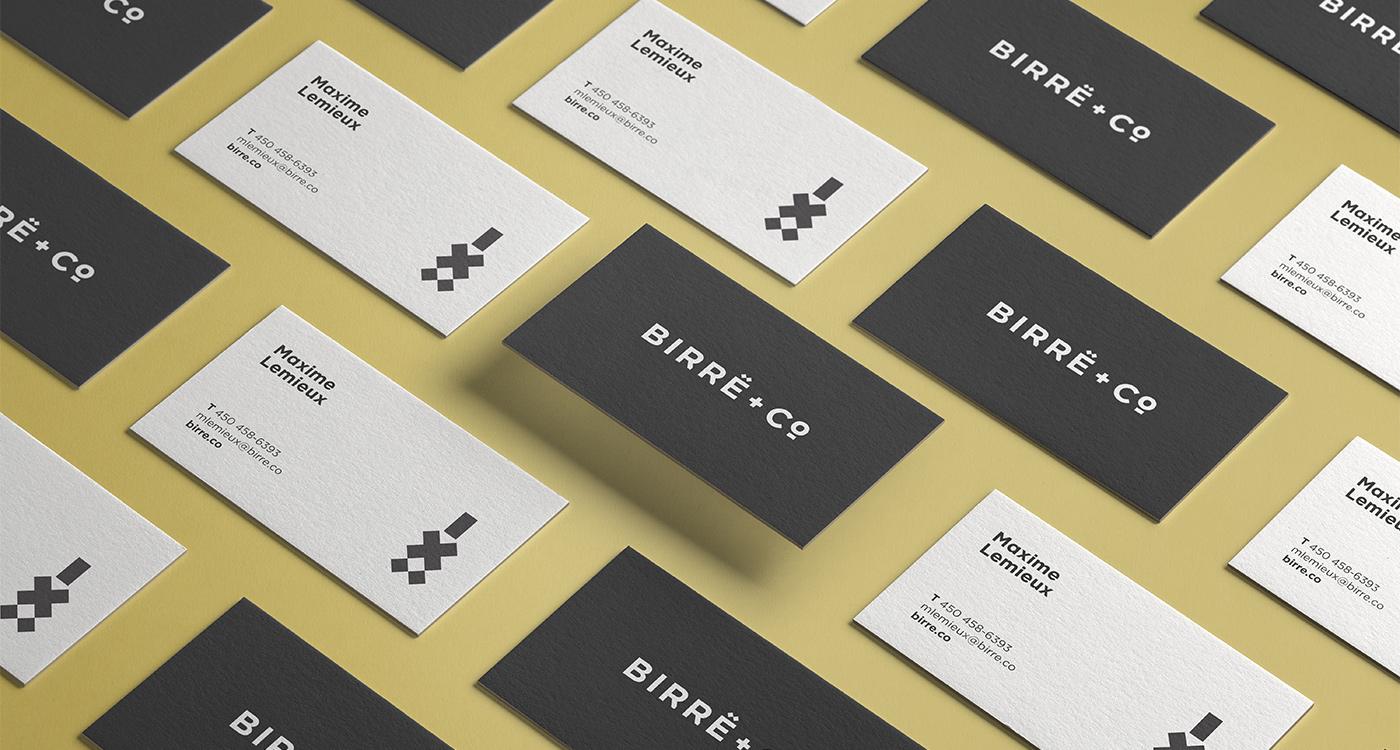 beer app geometric typography   pattern design identity shirt modern visual identity