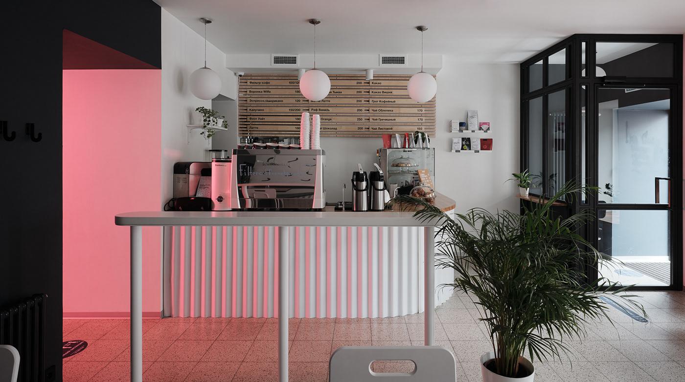 Image may contain: table, wall and interior